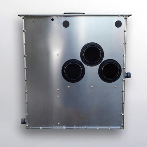 Woodland EBF 50 3 x 110 mm Eingänge