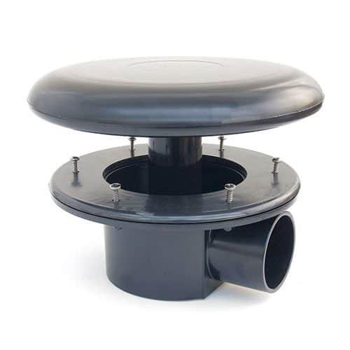 ABS Bodenablauf 50 mm