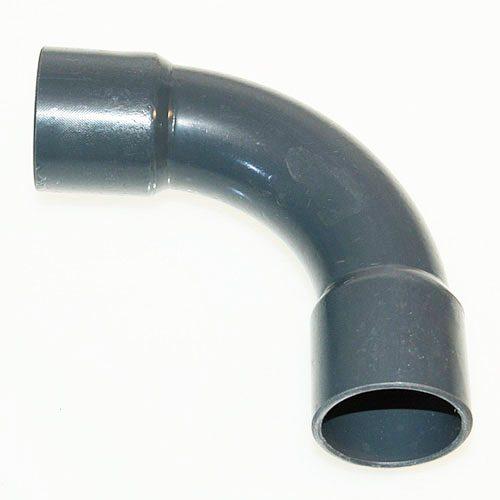 PVC Bogen 90°