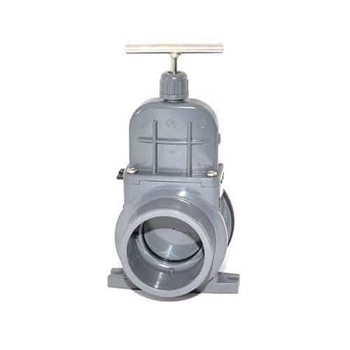 PVC-Zugschieber VDL 63 mm