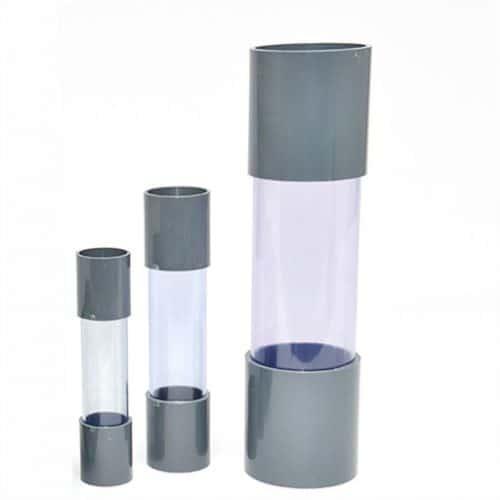 PVC Schauglas ECO
