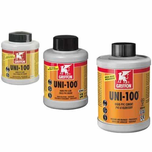 Griffon UNI-100 PVC Kleber