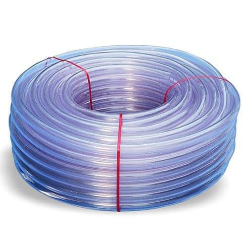 PVC Schlauch transparent 100 m Rolle