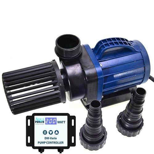 Aquaforte DM-Vario Serie Regelbare Teichpumpe