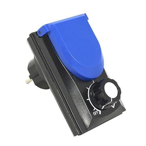 Aquaforte FC300 Durchflussregler, Leistungssteller, Drehzahlregler