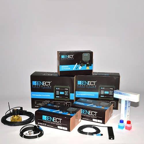 Senect Controller, Aktoren, Sensoren & Zubehör