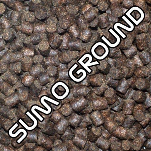 Sumo Koifood Ground Koifutter sinkend