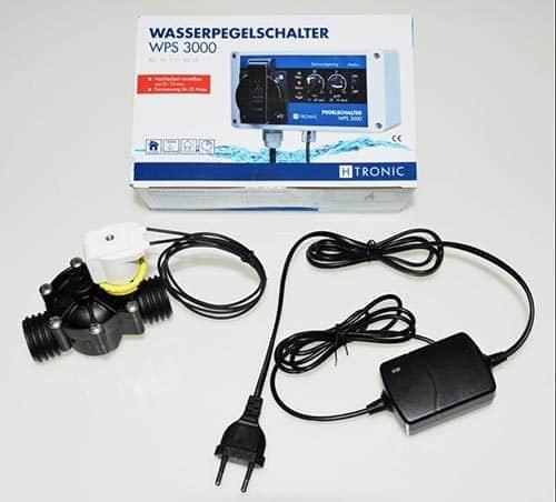 Wasserstand / Niveau / Pegelschalter