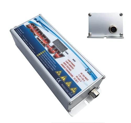 Air Aqua Super UVC Vorschaltgerät UV 40 -105 Watt