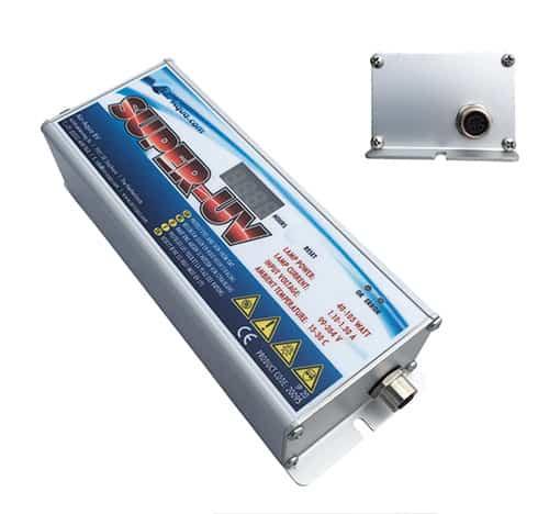 Uv Super Vorschaltgerät Uvc 105 40 Watt xdBoCer