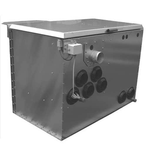 Trommelfilter TR-80 Bio