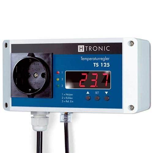 Temperaturschalter TS 125 H-Tronic