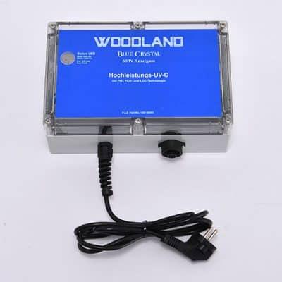 Woodland 60 W UVC EVG Upgrade