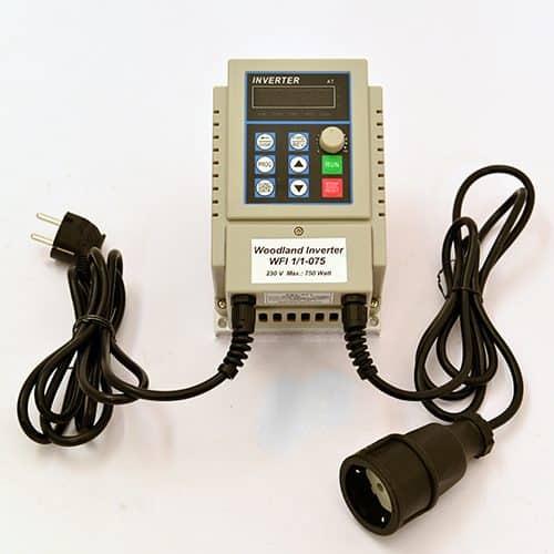 Woodland WFI Frequenzumrichter für Pumpen