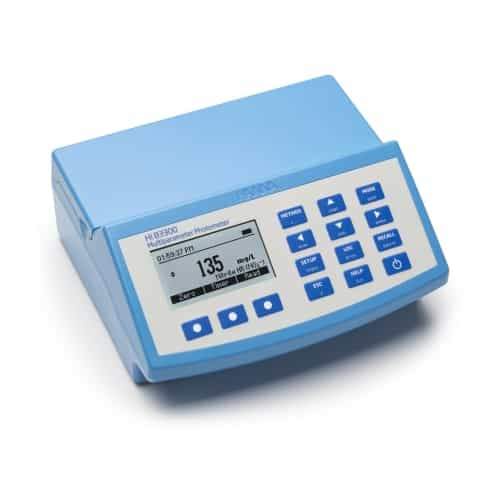 Hanna HI83300 Multiparameter-Photometer und pH-Meter