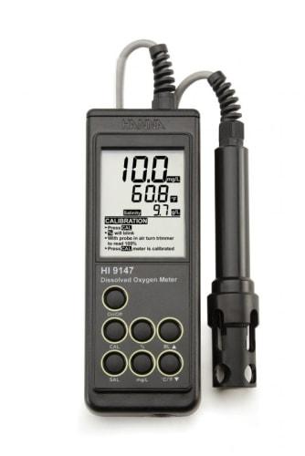 Hanna HI9147 Sauerstoff-Messgerät