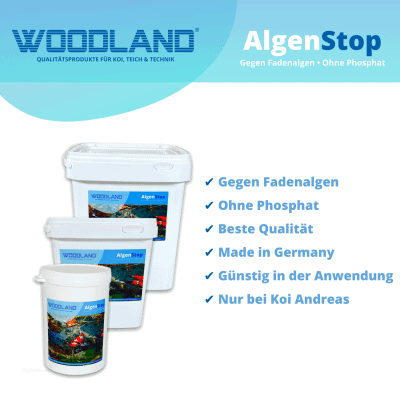 Woodland Algenstop