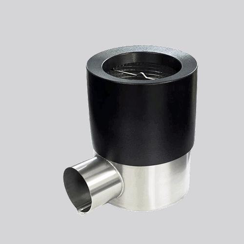 Edelstahl Skimmer Wandmontage 280 mm