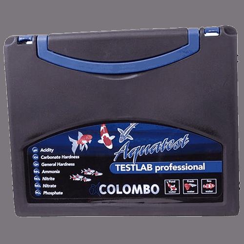 Colombo Pondlab Wassertest im Koffer