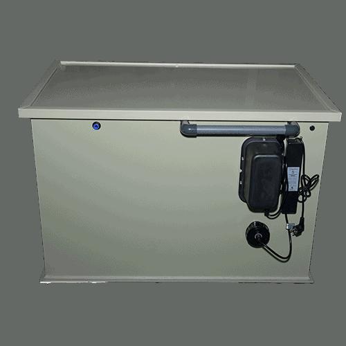 Combi Drum 30000 Motor und 40 W UVC