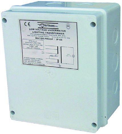 Sicherheitstransformator in Box IP65-1